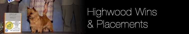 Highwood's Wins & Placements